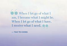 Tao let go